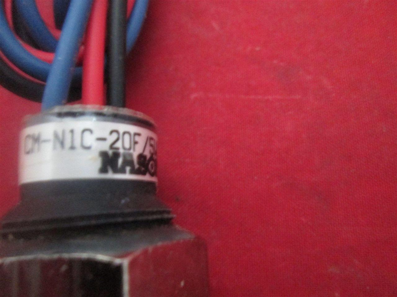 Nason Cm N1c 20f 5wl Pressure Sensor Process Industrial
