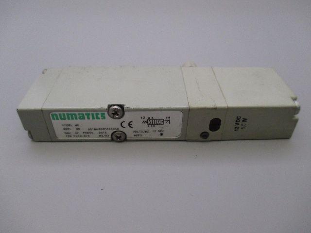 Numatics 051BA400M000060 Solenoid Valve
