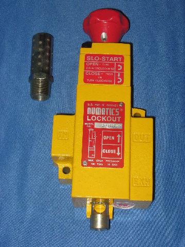 Numatics Lockout Valve Vt30n04y New Process Industrial