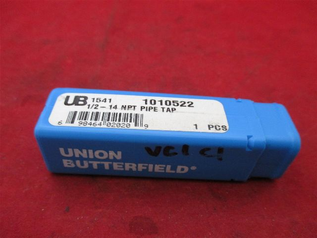 Union Butterfield 1010522 1/2-14  NPT Pipe Tap 1541