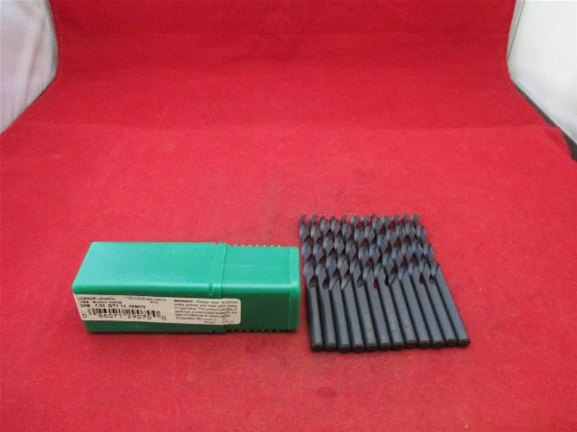Precision 029070 2AB 7.00 Jobber Length HSS Balck Oxide