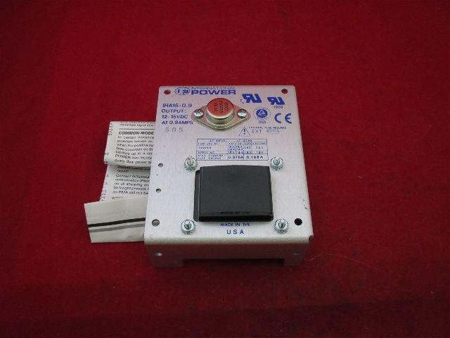 International Power IHA15-0.9 Power Supply