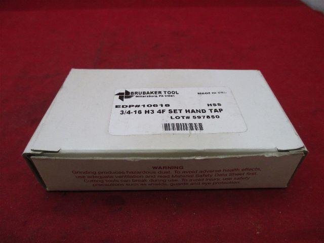 Brubaker Tool 10618  HSS Hand Tap new