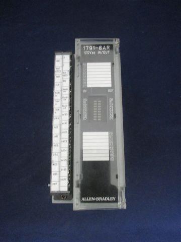 Allen-Bradley 1791-8AR Remote I/O Module 96129880
