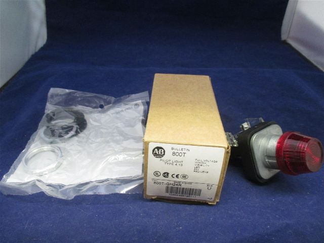 Allen-Bradley 800T-QH24R  Pilot Light  new