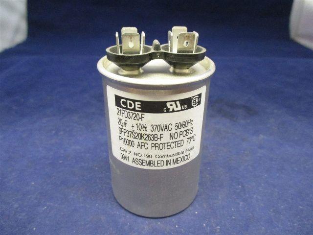 CDE Capacitor 21FD3720-F