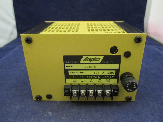 Acopian B24G75 Power Supply