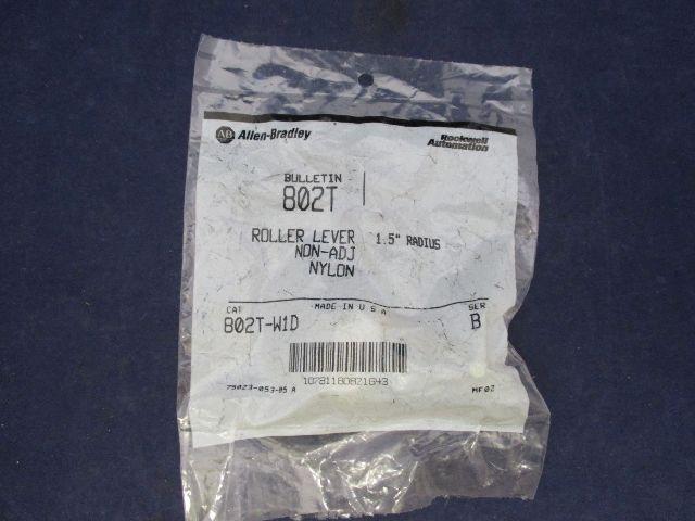 Allen Bradley 802T-W1D Roller Lever
