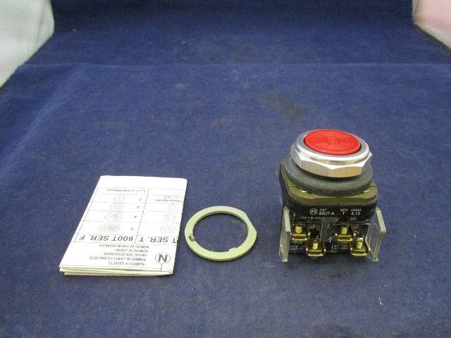 Allen Bradley 800T-A6A Push Button Switch new