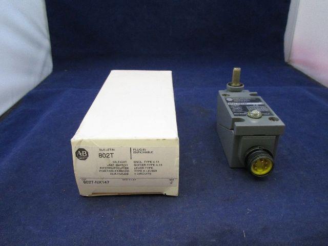 Allen Bradley 802T-NX147 J Limit Switch new