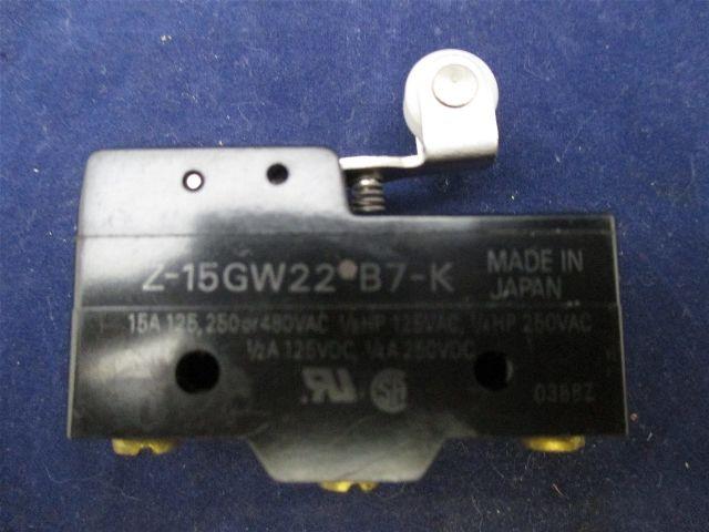Omron  Z-15GW22B7-K Limit SWitch