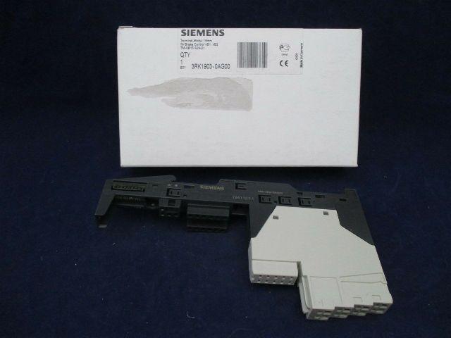 Siemens 3RK1903-0AG00 Terminal Module new
