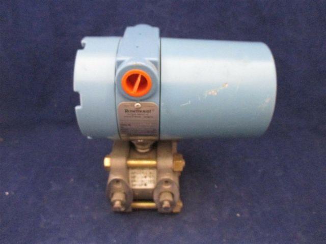 Rosemount 1151DP5J22M1B1 Alphaline Pressure Transmitter