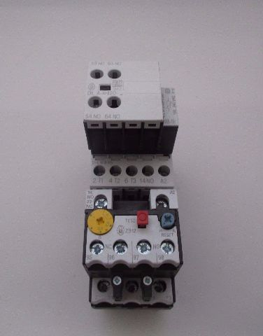 Moeller DILM9-10/ DILA-XHI20/ DILM12-XSPV240/ ZB12-1 Contactor