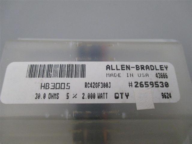 ALLEN-BRADLEY  RC42GF300J Lot of 25