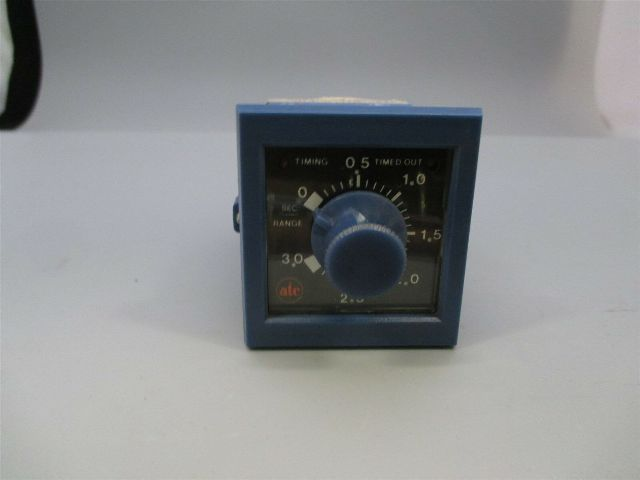 Atc On Delay Adjustable 319D 016 Q 1 C