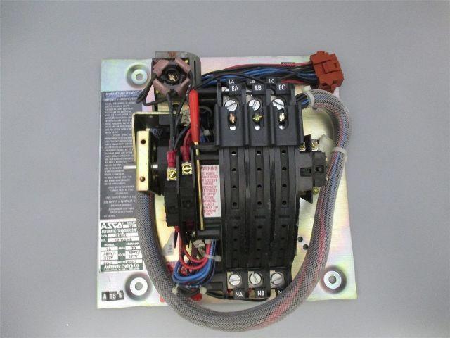 Asco Automatic Transfer Switch 94037u