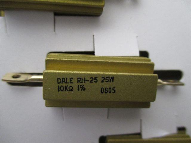 Dale VISHAY  RH02510K00FE02 Resistor qty 5