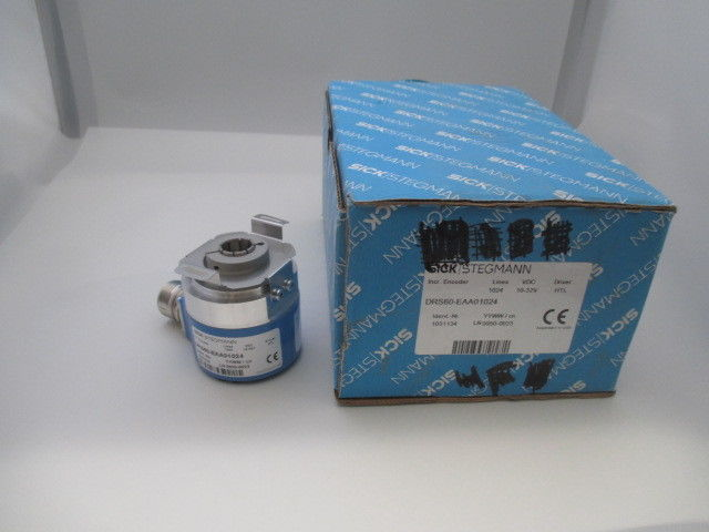 Sick Stegmann DRS60-EAA01024 1031134 Incremental Encoder new