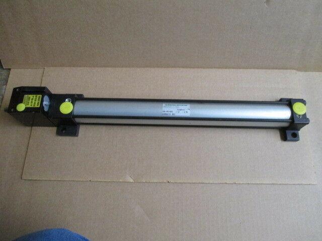 "Numatics Actuator S2AK-14M1D Bore 1-1/2"" Stroke 14.750"