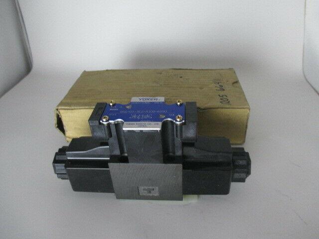 Yuken DSG-01-3C2-A100-6090 Hydraulic Valve new