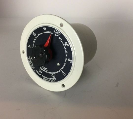 ITC Industrial Timer Corp PC-60S