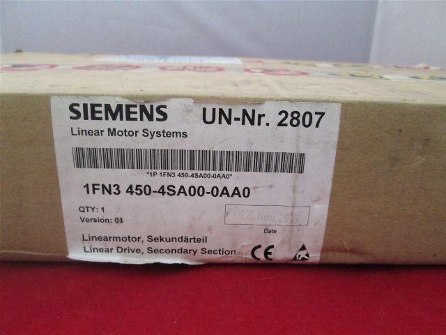 Siemens 1FN3 450-4SA00-0AA0 Linear Motor System new