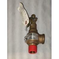 Kunkle Pressure Relief Valve *New* 6010DD01-KM0125