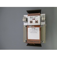 Moore Industries DCA/4-20MA/DH1L1/117AC/-RE-RF STD DC Current Alarm