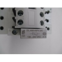 Moeller DIL M50/ DILM150-XHI04/ DILM95-XSPV240 Contactor