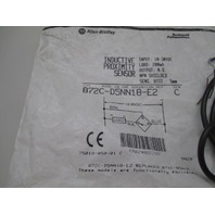 Allen Bradley 872C-D5NN18-E2 Inductive Proximity Sensor