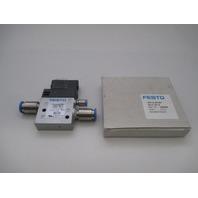 Festo CPE14-M1BH-3GLS-QS-8 196890 Pneumatic Valve