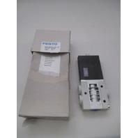 Festo MHE4-MS1H-3/2G-1/4 525187  Pneumatic Valve new