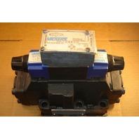 Vickers directional valve # DG5S8 6C M B 4020 gpm. With DG4V 3 6C M W B 40 Pilot