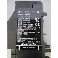 Allen-Bradley 193-BSC10