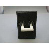 Airpax Sensata IEGHS66-1-62-10.0-91-V Circuit Breaker