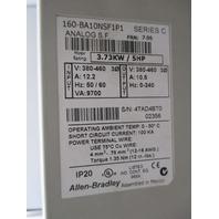 Allen Bradley 160-BA10NSF1P1 Parts Only
