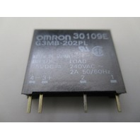 Omron G3MB-202PL Solid State Relay