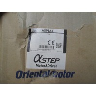 Oriental Motor AS98AS ASD16A-S ASM98AC Motor and Drive new