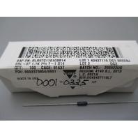 Vishay Dale RLR07C1101GSB14 Resistor qty 100 new