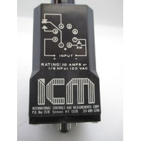 ICM SDR115A2X60 Timing Relay