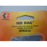 Graco HD RAC GHD513 Airless Switch Tip