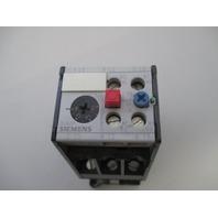 Siemens Overload Relay  3UA59 00-1A  1-1,6 A new