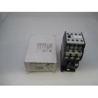 Siemens 3TF4222-0AP6 Contactor new