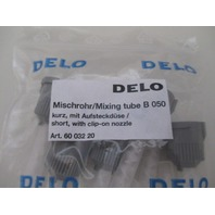 Delo B050 6003220 Applicator Tube qty 10