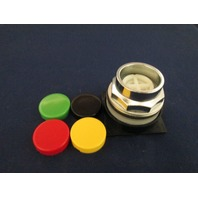 GE General Electric  Pushbutton CR104P