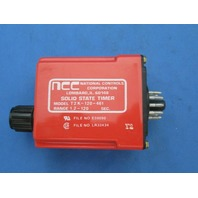 NCC T2K-120-461 Solid State Timer