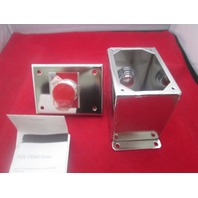 GE General Electric Emergency Stop CR104PES11S new