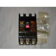 Fuji Electric 3-Pole 16AMP Auto Breaker *New* SA33BM (26A) BM3ASB-2P6