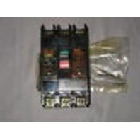 Fuji Electric 3-Pole 5AMP Auto Breaker *New* SA33BUL (5A) BB3ASBUL-005